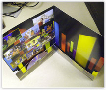 CD-Slit Pocket Folder